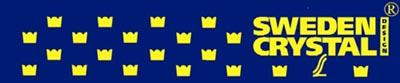 Sweden Crystal Design