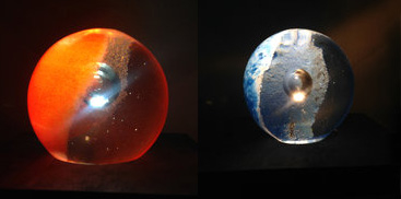 Moonlight Lamp & Sunset Globe Collection